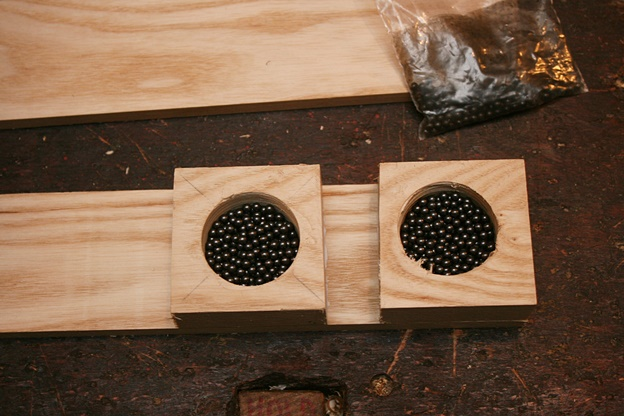 Dead Blow Mallet Finally Made Me One Laugh Blog By Mafe Lumberjocks Com Woodworking Community I needed a dead blow hammer to help with the joint assembly of my wife buffet i'm building so i used scrap walnut and maple from building her cutting board to make this bb filled dead blow. lumberjocks com