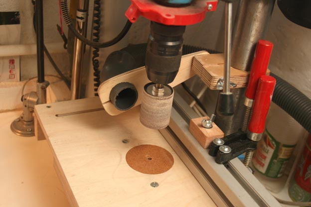 Drill Press Table And Much More 2 Making The Vacuum