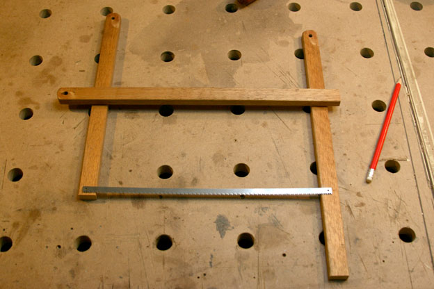 Frame Saws Bow Saws 1 A Simple Frame Saw Even If They Call It