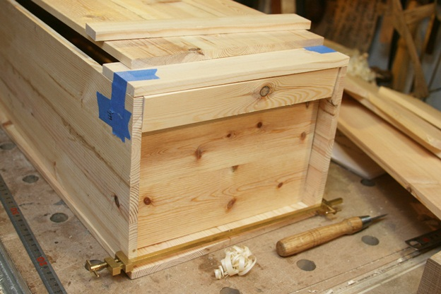 How To Make A Wooden Tool Box With Drawers