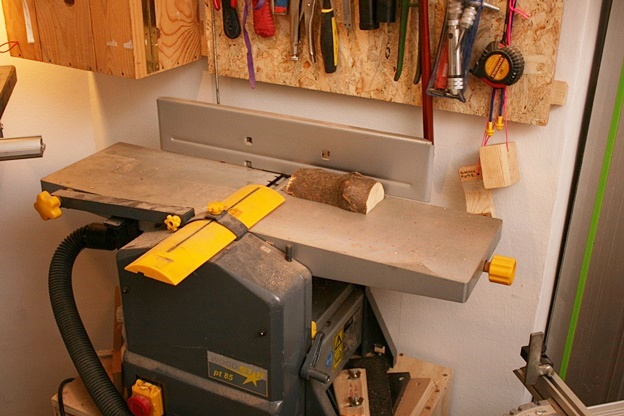 Jointer Fence Upgrade For Cheap Combo Machine Woodstar